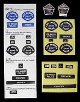 SWAT Assaulter: Driver - Patches