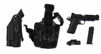 SWAT Assaulter: Driver - Pistol w/ Holster