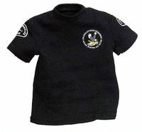 SWAT Assaulter: Driver - Black T - Shirt