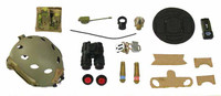 USAF Pararescue Jumpers Type C - Helmet w/ Accessories