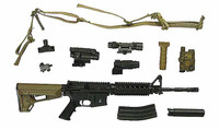 USAF Pararescue Jumpers Type C - Machine Gun w/ Accessories