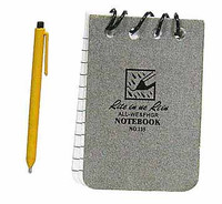 USAF Pararescue Jumpers Type C - Notepad w/ Pen