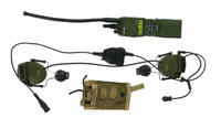 USAF Pararescue Jumpers Type C - Radio w/ Accessories