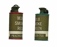 USAF Pararescue Jumpers Type C - Smoke Grenades