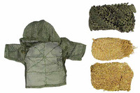 Marine Corps Scout Sniper Sergeant Major - Ghillie Camo Set