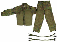 Marine Corps Scout Sniper Sergeant Major - Ghillie Uniform