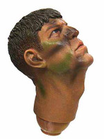Marine Corps Scout Sniper Sergeant Major - Head (Bent Neck - Includes Neck Joint)