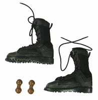 Navy Seal Reconteam Sniper - Boots w/ Feet