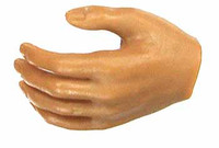 ZY - Male Muscular Nude - Left Relaxed Hand