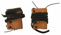 Fantasy Warrior - Leather Bracers