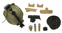 Navy Seal MK46 MOD1 Gunner - Helmet