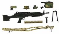 Navy Seal MK46 MOD1 Gunner - Machine Gun