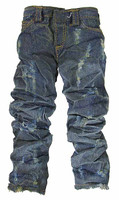 The Walking Dead: Michonne's Pet Zombies - Jeans Pants