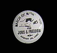 Martin Luther King Jr. - Button