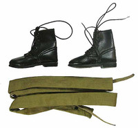 Red Army Scout - Boots w/ Leggings
