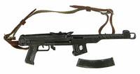 Red Army Scout- Machine Gun