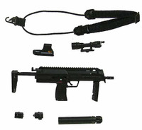 German SEK  - Machine Gun