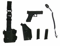 German SEK  - Pistol w/ Leg Holster