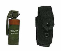 German SEK  - Smoke Grenade w/ Pouch