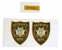 Sheriff - Patches