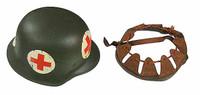 Peter: Waffen SS Medic Operation - Helmet (Metal)