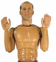 Peter: Waffen SS Medic Operation - Nude Figure