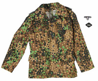 Peter: Waffen SS Medic Operation - Camo Jacket w/ Insignia