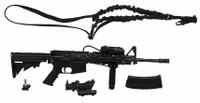 VH: Navy Seal HALO UDT Jumper: Jump Suit Version - Machine Gun