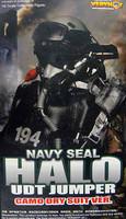 VH: Navy Seal HALO UDT Jumper: Dry Suit Version - Boxed Accessory Set (No Figure)