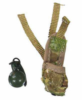 VH: Navy Seal HALO UDT Jumper: Dry Suit Version - Grenade w/ Pouch