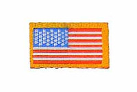 VH: US Army Special Forces - Flag Patch