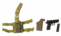 VH: US Army Special Forces - Pistol w/ Leg Holster