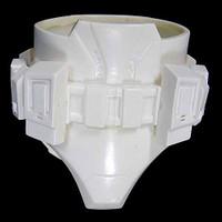 RAH: ROTS Clone Trooper - Waist Armor w/ Holster