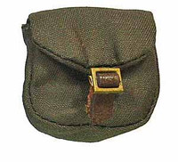 Red Army Female Soldier - Ammo Drum Pouch