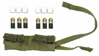 Bulldozer: LRRP - 40mm Grenade Rounds (6) w/ Pouch & Spacers