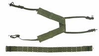 Bulldozer: LRRP - Web Belt & Harness