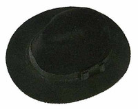 Gangster Kingdom: Spade J Memories Version - Flocked Black Hat