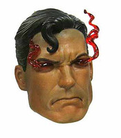 DC Comics: Superman - Head w/ Heat Vision Eyes