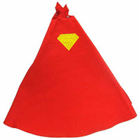 DC Comics: Superman - Regular Cloth Cape (See Note)