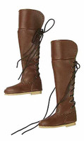 Female Archer - Leather Boots (For Feet)