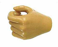 Female Archer - Left Closed Grip Hand
