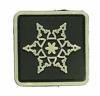 ZERT Jameson Youngblood Deathridge - 1:1 Replica Snowflake Patch
