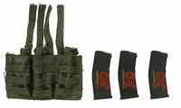 ZERT Jameson Youngblood Deathridge - Machine Gun Ammo w/ Pouch