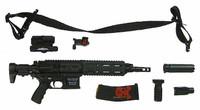 ZERT Jameson Youngblood Deathridge - Machine Gun w/ Accessories