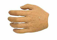 Greek General - Left Relaxed Hand