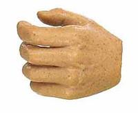 Greek General - Left Shield Grip Hand