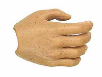 Greek General - Right Relaxed Hand