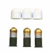 Kimber: Navy Seals Team 2 - 40mm Grenade Rounds (3) w/  Spacers