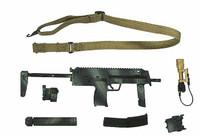 French Special Force - Machine Gun w/ Accessories
