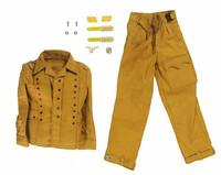 TCT: Afrika Fallschirmjager - Uniform w/ Insignia